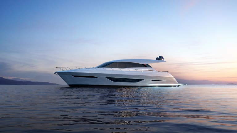 First Look: Maritimo X60