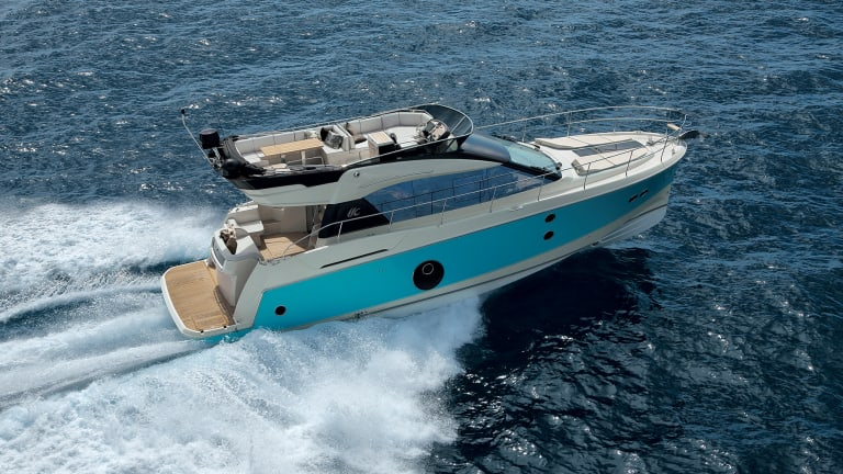 Tested: Beneteau MC5