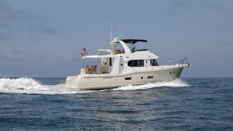 Cruised and Tested: Nordhavn 59 Coastal Pilot