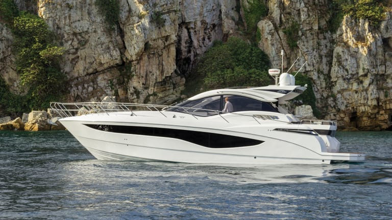 Tested: Galeon 485 HTS