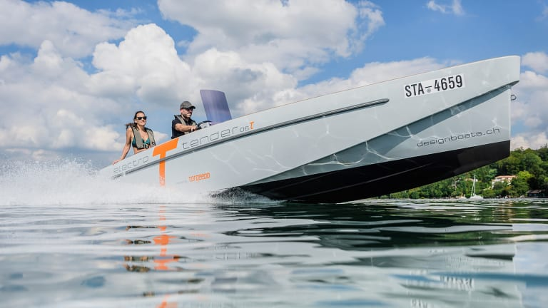 The Future of Electric Propulsion in Boats