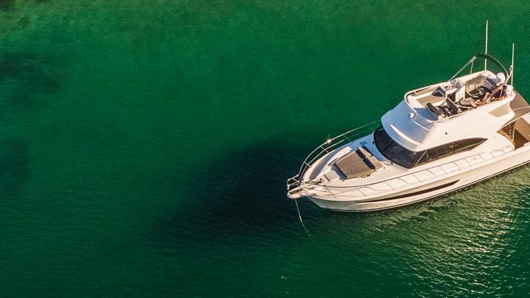 New Boat: Riviera 39 Sports Motor Yacht