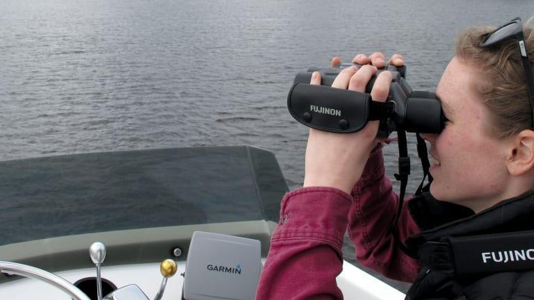 Tested: Fujinon's Stabilizing Binoculars