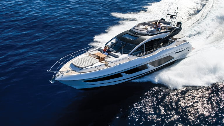 Tested: Sunseeker 74 Sport Yacht