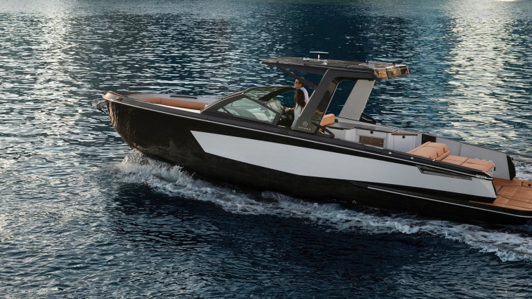 New Boat: Aviara 32
