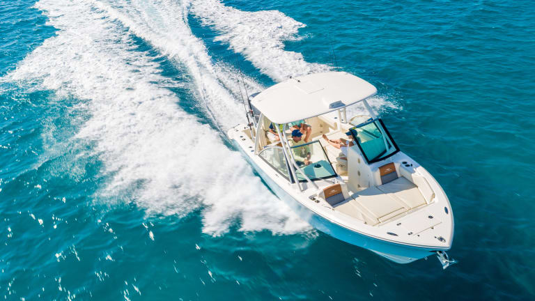 New Boat: Cobia 240 DC