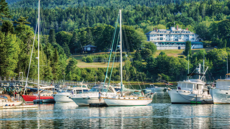 Waypoint: Northeast Harbor, Maine
