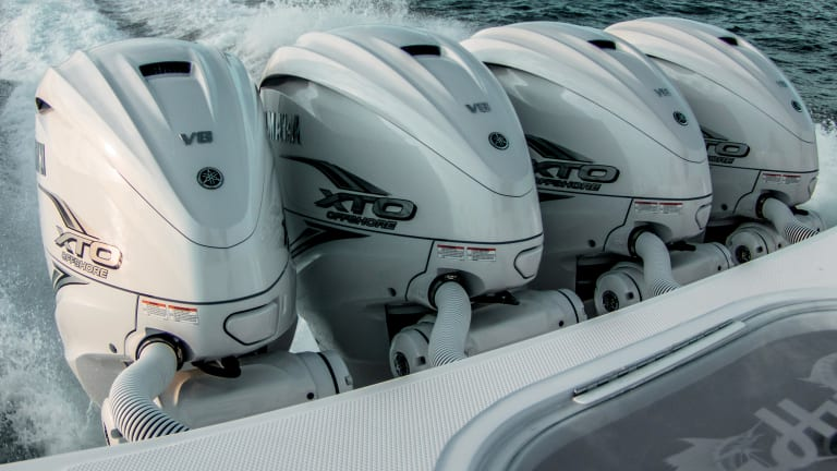 Review: Yamaha 425-hp XTO Offshore