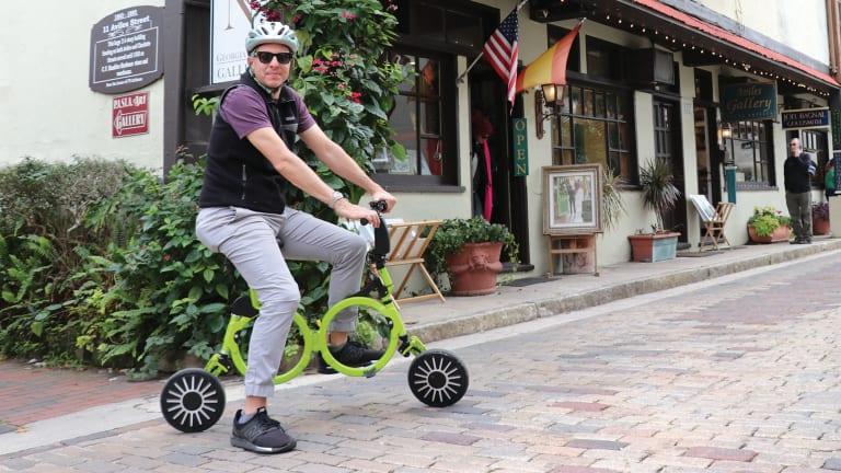 Review: Jupiter Folding Electric Bike