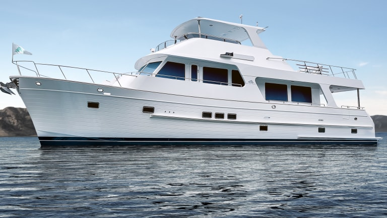 New Boat: Outer Reef 640 Azure