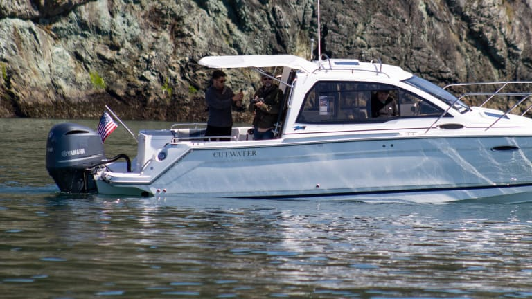 New Boat: Cutwater C-24 Coupe