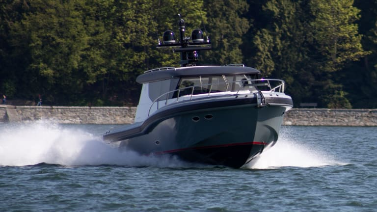 New Boat: Tactical Custom Boats T40