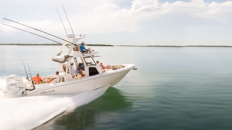 New Boat: Solace 345