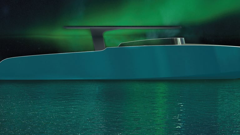Drawing Board: Nord C Yachts FortyFive