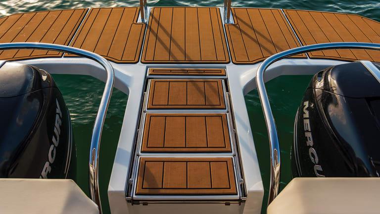Tested: Aquila 32 Power Catamaran