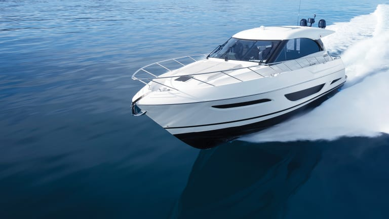 New Boat: Maritimo X50