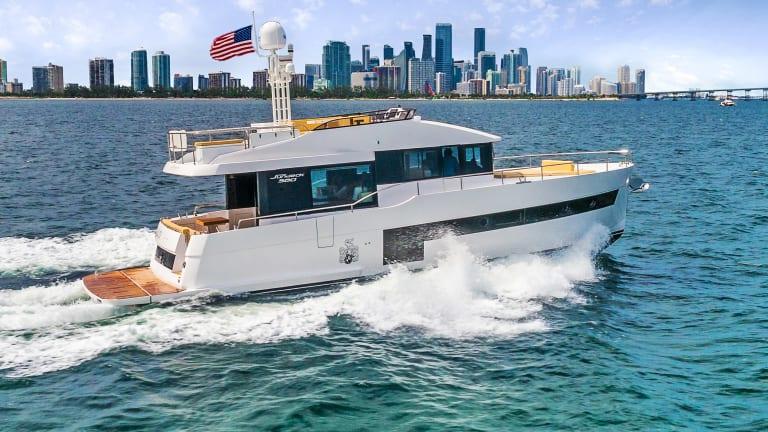 New Boat: Sundeck Yachts 580