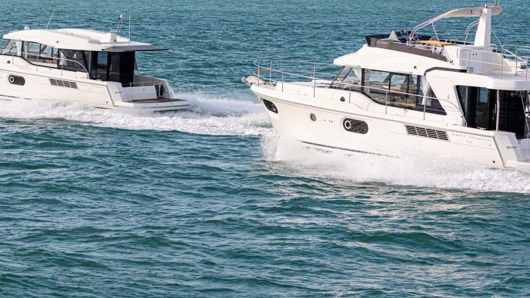 New Boat: Beneteau Swift Trawler 41