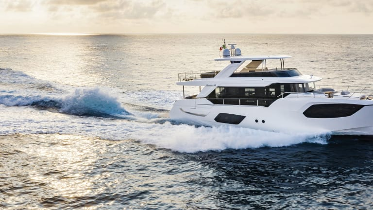 New Boat: Absolute Navetta 68