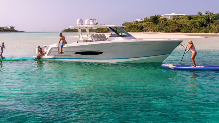 New Boat: Regal 38 SAV