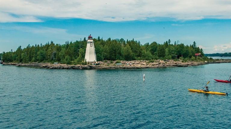 Waypoint: Tobermory, Ontario