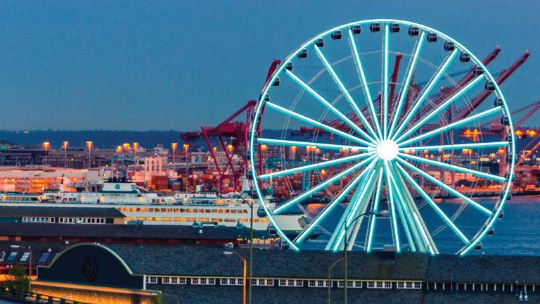 Waypoint: Seattle