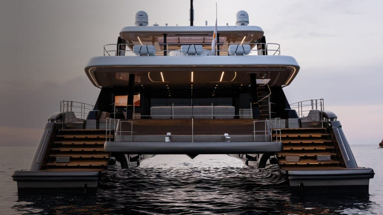 New Boat: Sunreef 80