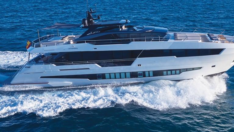 New Boat: Astondoa 100 Century