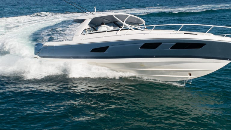 New Boat: Intrepid 477 Evolution