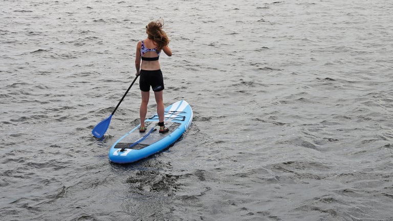 TESTED: iRocker All-Around Inflatable Stand Up Paddle Board