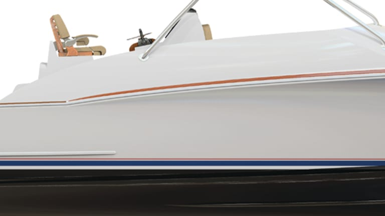 Drawing Board: Bonadeo Boatworks 45 Walkaround