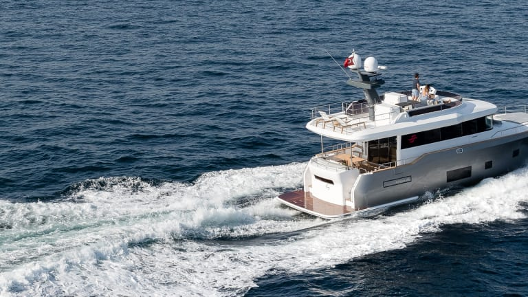 Tested: Sirena 58