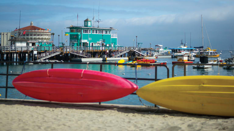 Waypoint: Cat Harbor, CA