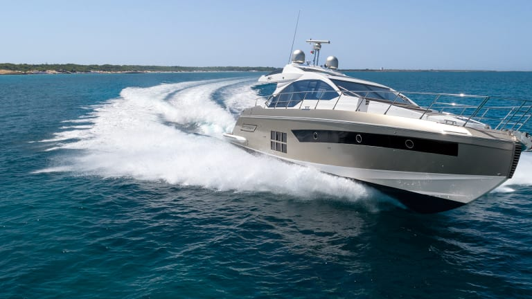 Tested: Azimut S6