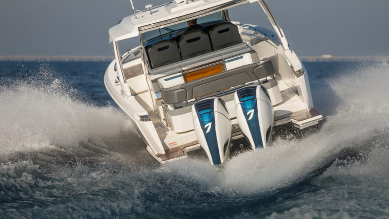 BREAKING NEWS: Volvo Penta and Seven Marine Debut First Integrated Outboard