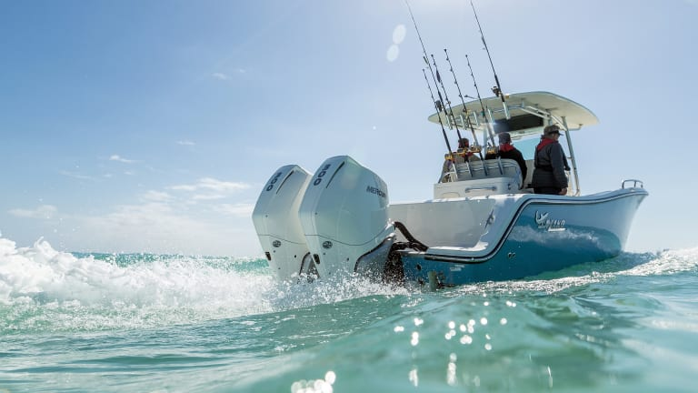 The Latest in Outboard Engines