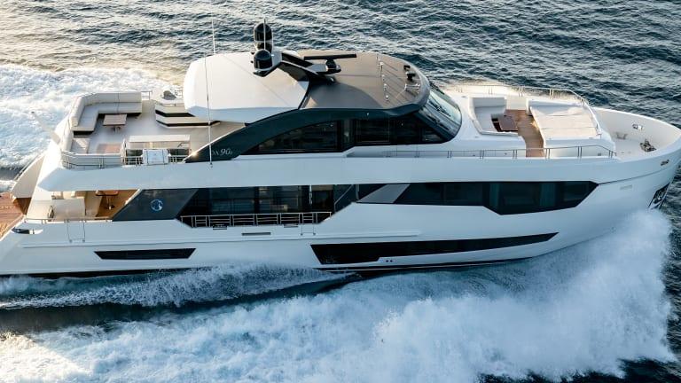 Tested: Ocean Alexander 90R