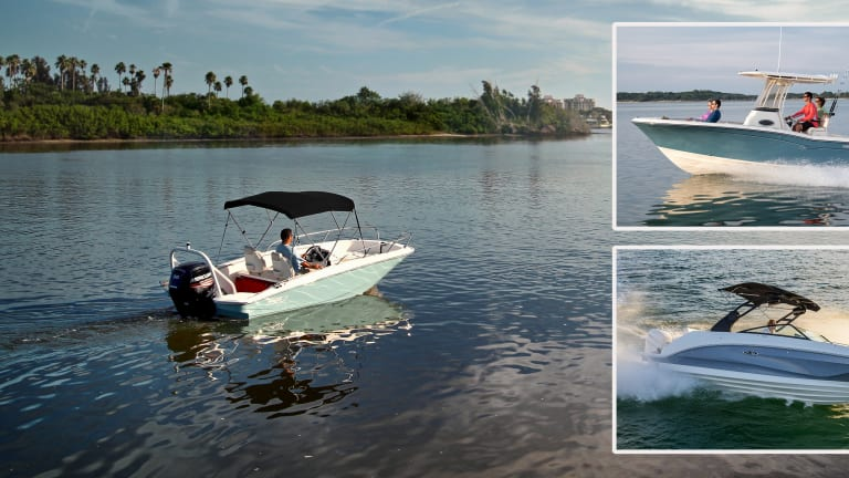 3 New Boats Under $90,000