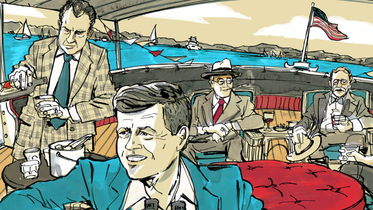 Lost Tales from the Presidential Yachts - Power & Motoryacht