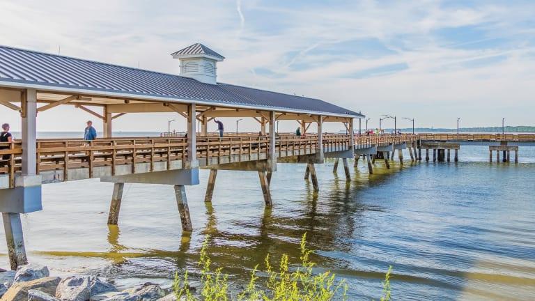 Waypoint: St. Simons Island, GA