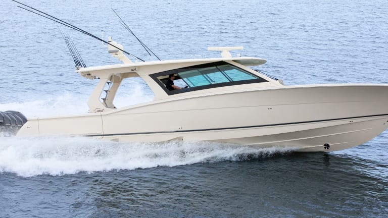 Power & Motoryacht's first look at the Scout 530 LXF - Power