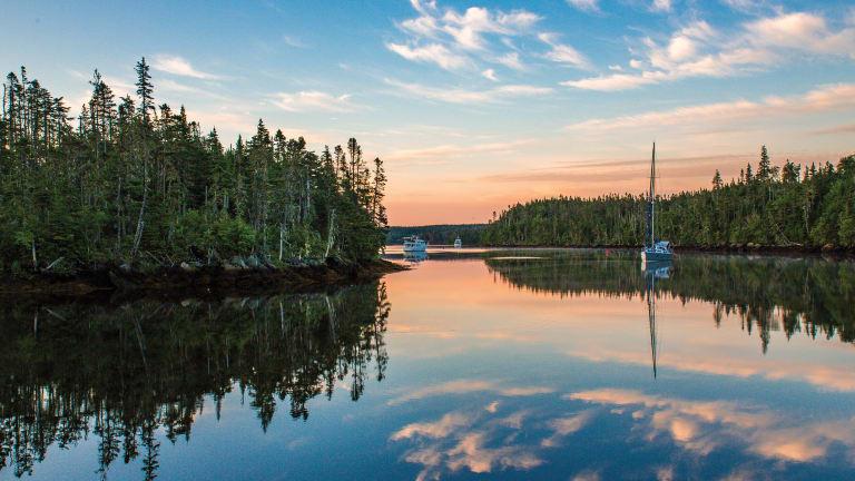 Nova Scotia as a Cruising Destination