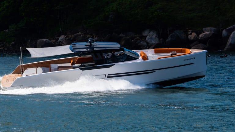 Tested: Okean 55 Sport