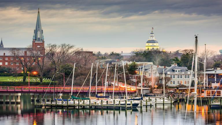 Waypoint: Annapolis