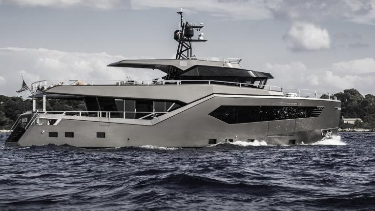 New Boat: Evadne Rock