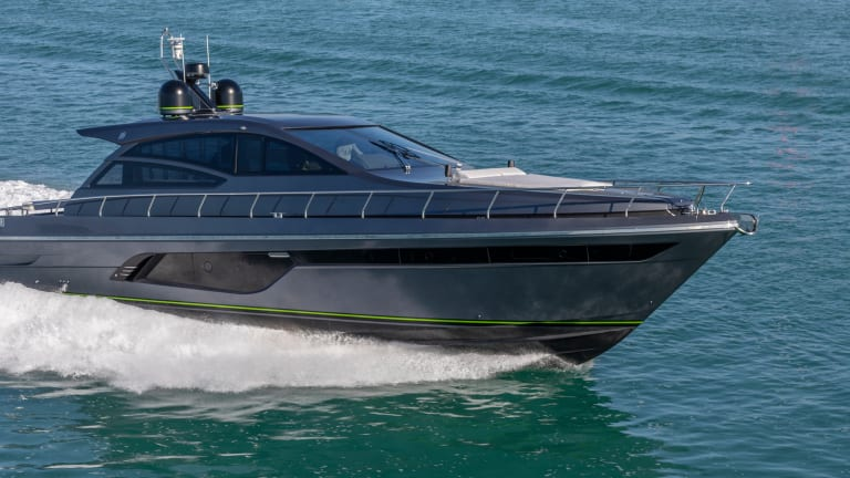 New Boat: Uniesse 56SS
