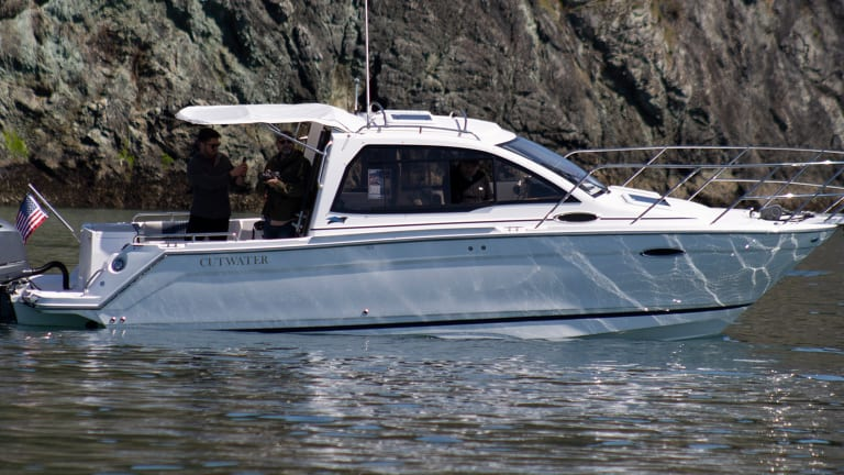 Tested: We take the Cutwater 24 to the San Juan Islands