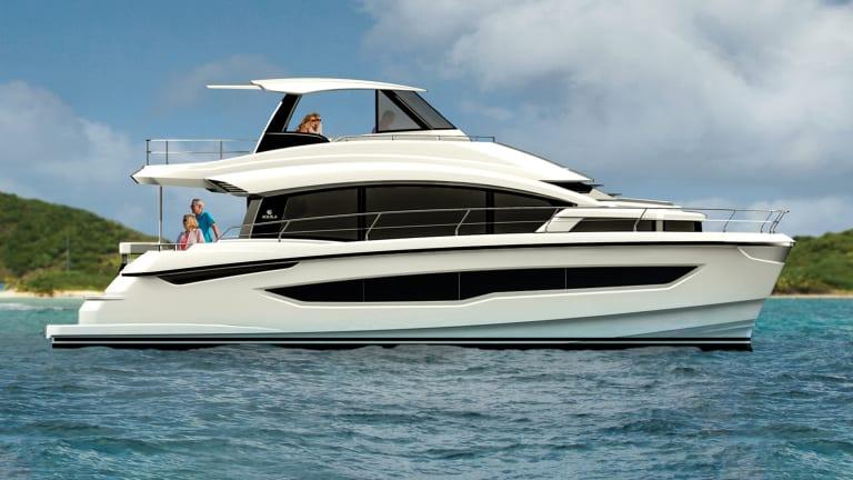 New Boat: Aquila 54