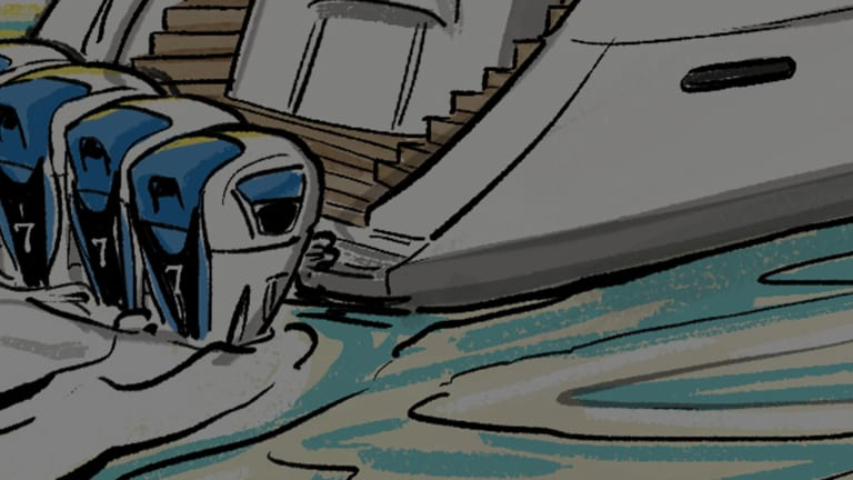 Inside Angle: Tide Change