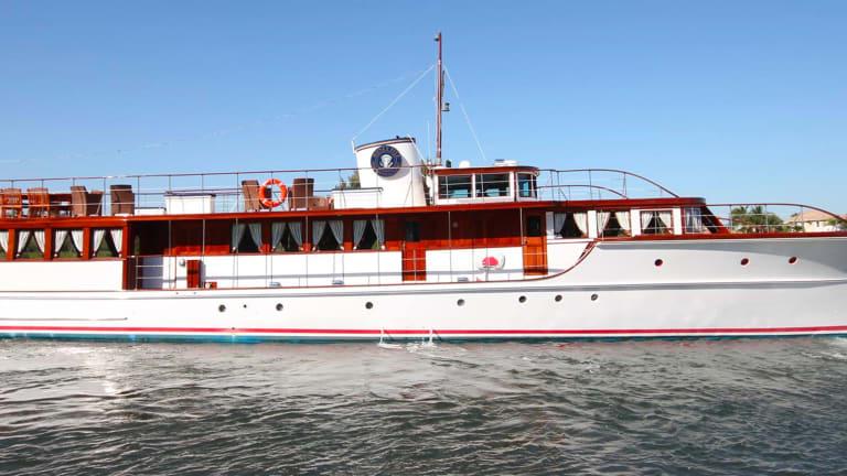 """Preserving JFK's yacht """"Honey Fitz"""""""